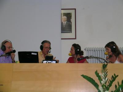 Programa de radio 4