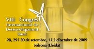 VIII Congrés de Desenvolupament Rural