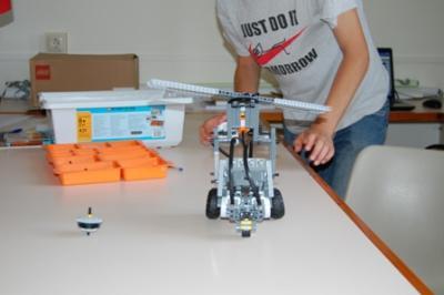 Finalitza el curs d'Iniciació a la robòtica amb Lego