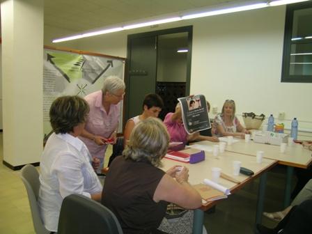 1ra. Reunió de l'Associació de Dones del Solsonès al Living Lab Pirineus