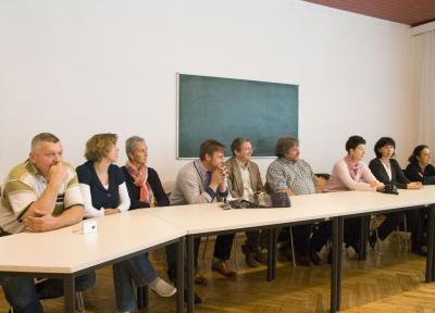 """Tercera reunió Grundtvig """"TIRA"""" en Alemanya"""