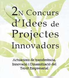 2on Concurs d'Idees de Projectes Innovadors del CTFC