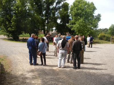 Del 18 al 20 de maig, s'ha fet la cinquena reunió del projecte TIRA al CTFC