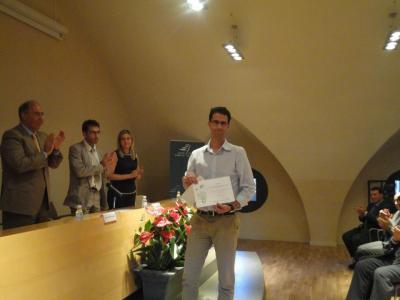 Premis 2n Concurs d'idees innovadores CTFC